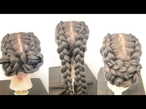 beautiful-hairstyles-✔-simple-hairstyles-✔-hairstyles-on-mannequin