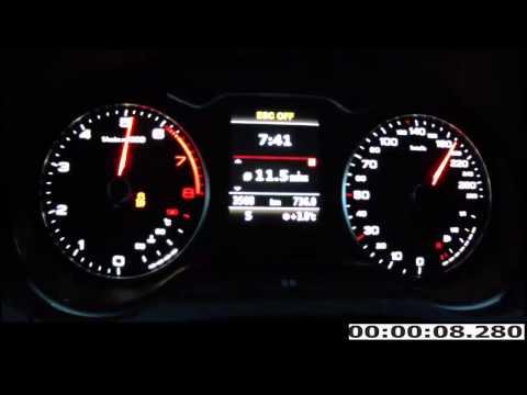 Audi A3 Adaptive Cruise Control