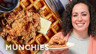 Chicken & Waffles - The Cooking Show