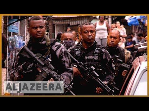Police violence worsens in Brazil's poor neighbourhoods