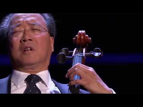 Yo-Yo Ma —  Bach Cello Suite No. 2 In D Minor