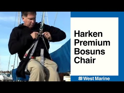 height adjustable chair dr dimes windsor chairs harken premium bosuns - youtube