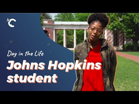 A Day in the Life: Johns Hopkins Student