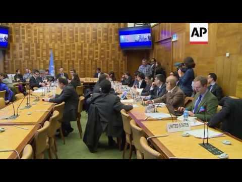 UN on Syria talks