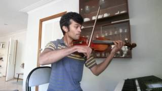 Nim him sewwa violin cover
