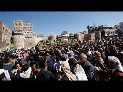 Saudi Arabia to Investigate Funeral Airstrike in Yemen