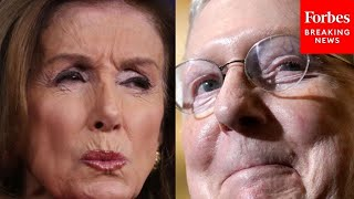 'So Radical It Hasn't Been Done For Decades': McConnell Upbraids Democrats Over Hyde Amendment
