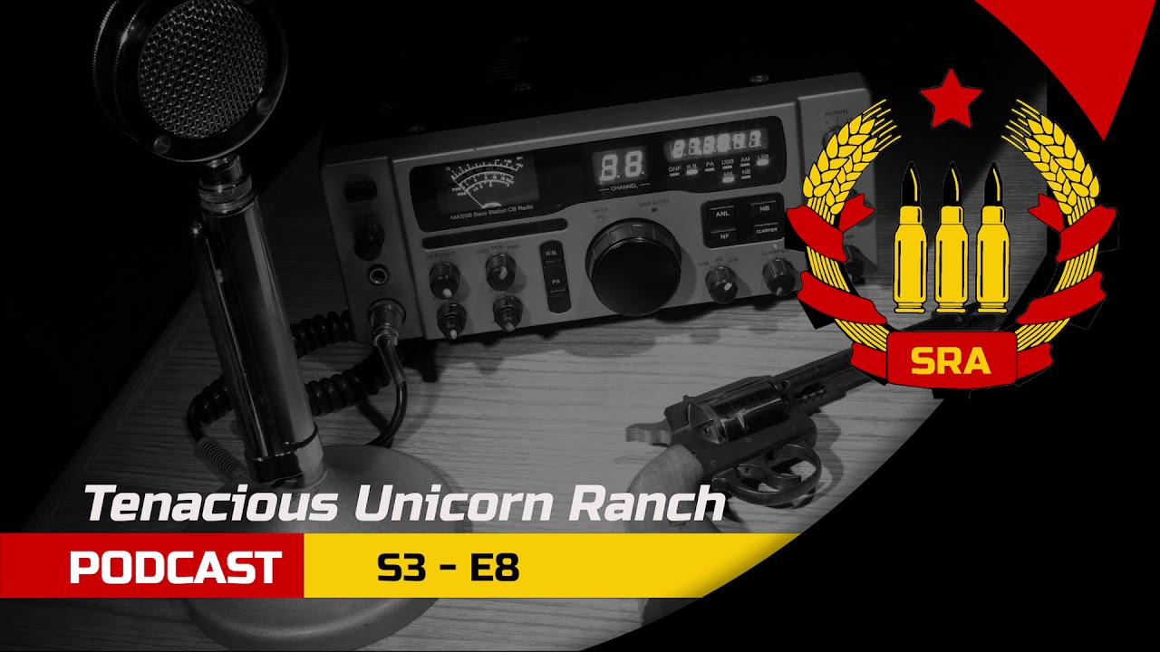S3 - E8: Tenacious Unicorn Ranch