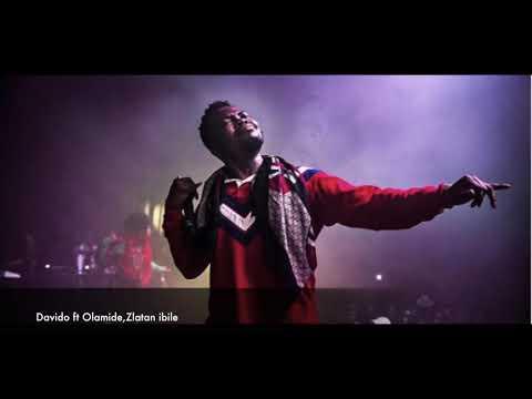 Davido ft Olamide, Zlatan Ibile #Legwork (Official Video)