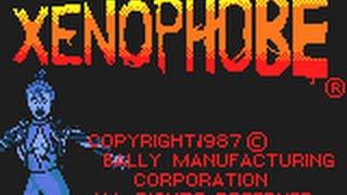 Atari Lynx Longplay [51] Xenophobe