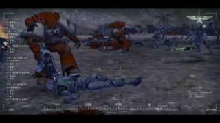 Warhammer 40,000: Dawn Of War - Dark Crusade Intro