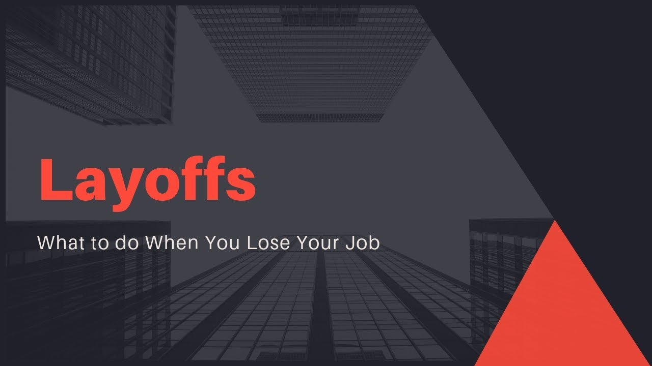 Layoffs | How to Prepare and What to Do About it with Dylan Israel | Ask a  Dev