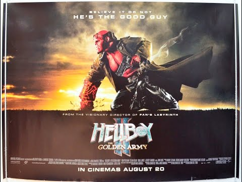 Director Guillermo del Toro Interview - Hellboy II: The Golden Army