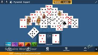Solitaire World Tour #26 | August 3, 2019 Event