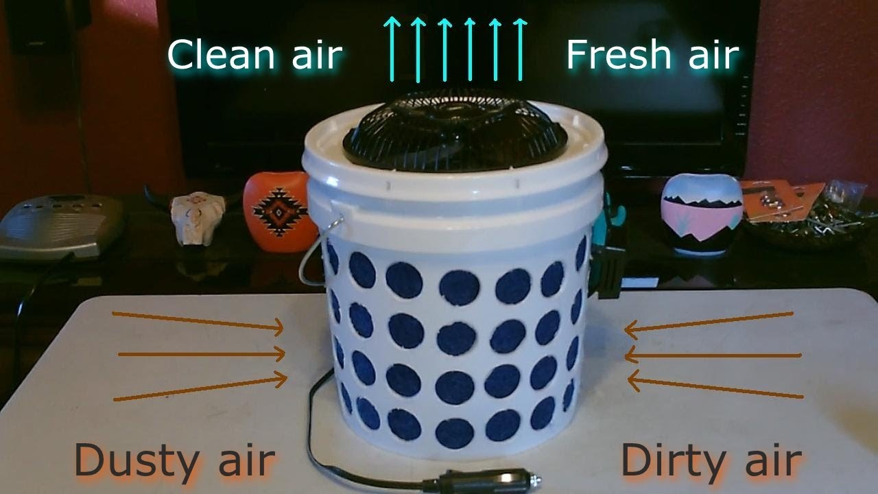 Top 3 Diy Air Purifiers And How To Make Them Oh So Spotless