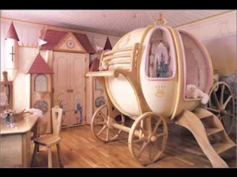 DIY Disney bedroom decorations