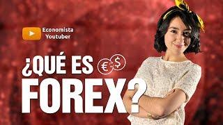 KAREM SUAREZ nos explica QUE ES FOREX y COMO INVERTIR