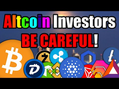 🔴 Do Not Invest ANYTHING Into Altcoins [in 2020] Until You WATCH THIS! 📈
