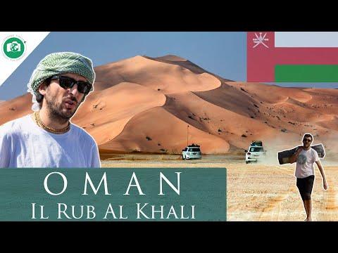 OMAN - il DESERTO del RUB' AL-KHALI