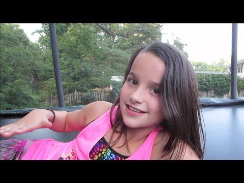 Random Gymnastics Tricks | Acroanna