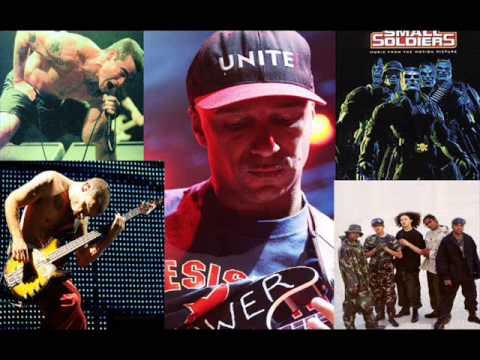 War - Tom Morello - Flea - Henry Rollins - Bone Thugs-N-Harmony (Edwin Starr Cover)