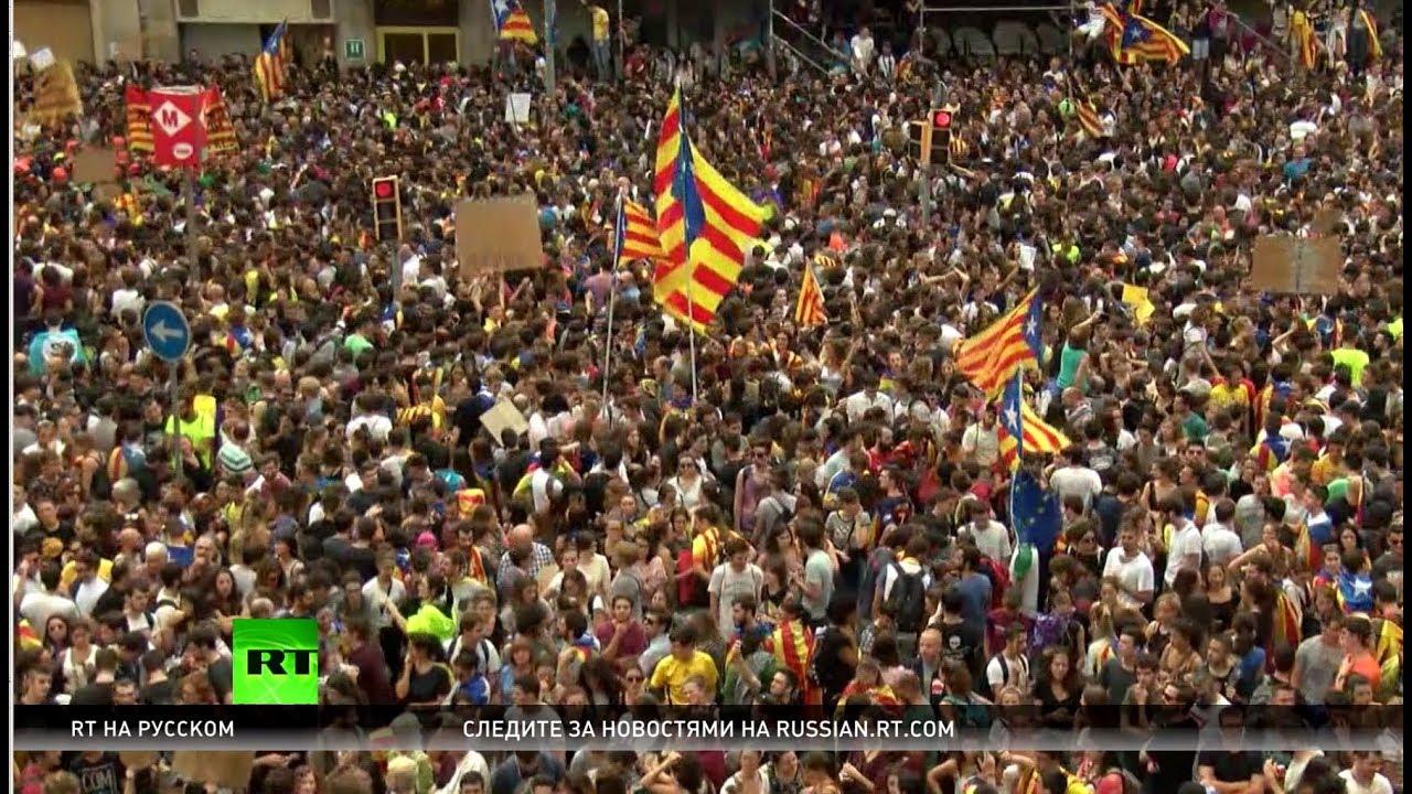Европа должна стать посредником в переговорах между Каталонией и Мадридом