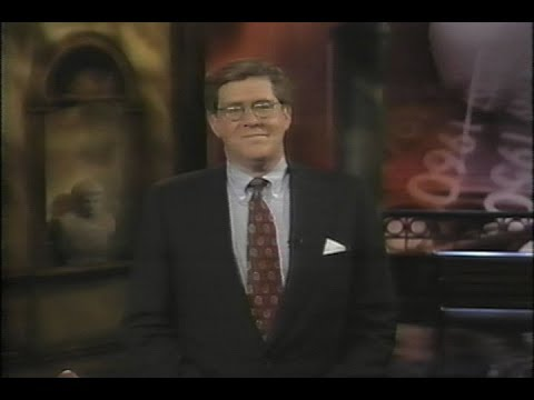 November 1994  Edward Herrmann Ps The History Channel