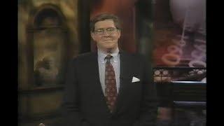 November 1994 - Edward Herrmann Previews The History Channel