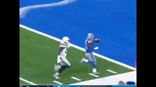 Kerryon Johnson 36 Yards To The House!