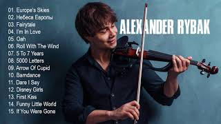 Collection Of The Best Songs By Alexander Rybak