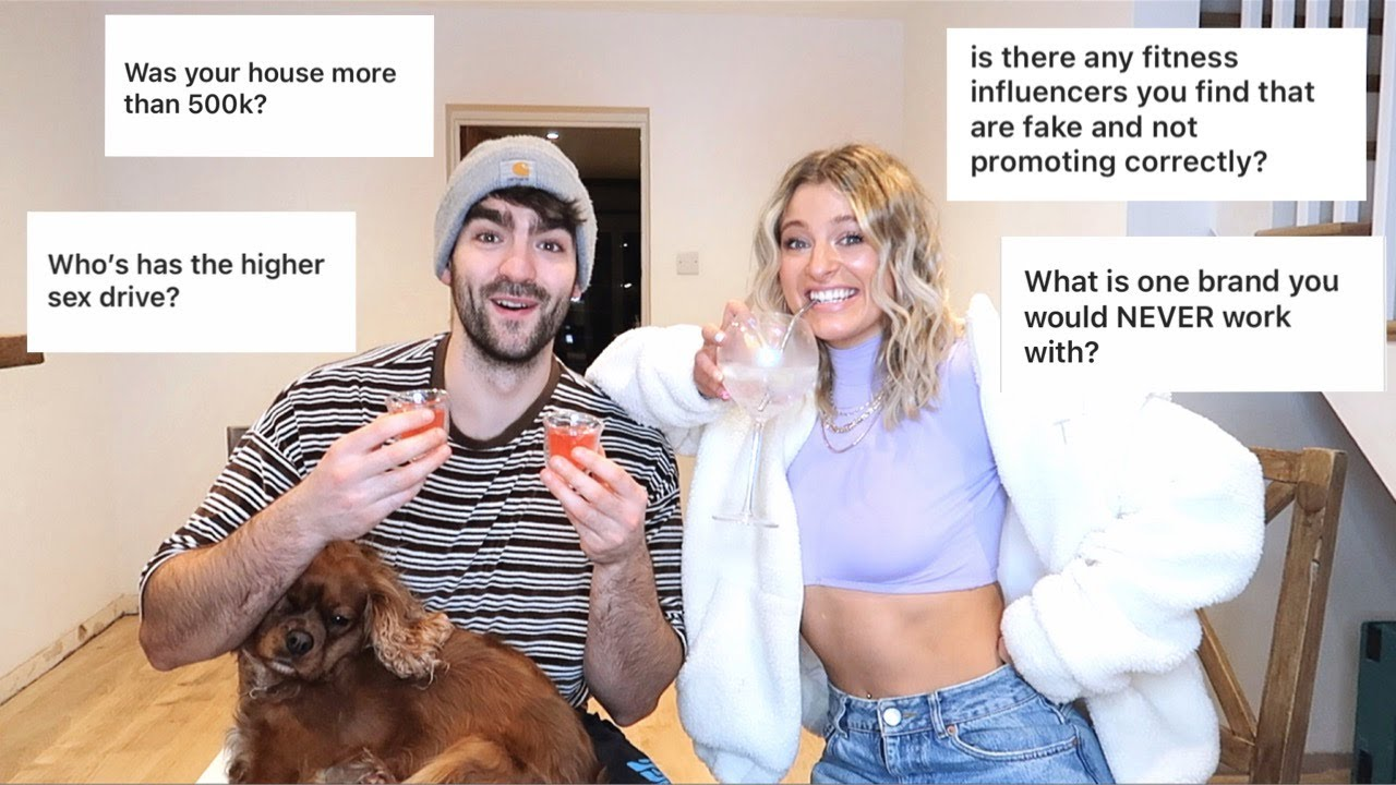 say it or shot it with my fiancè.. fake influencers? house cost? worst brands to work with?