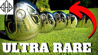 RARE EXPENSIVE JAPANESE GOLF CLUBS FOR NOTHING!!!