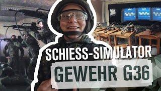 SCHIESS-SIMULATOR: Gewehr G36 |TAG 44