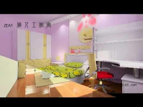Bedroom Decorating Ideas For Kids I Children's Furniture