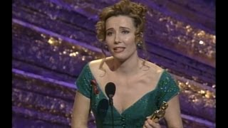 Emma Thompson Wins Best Actress: 1993 Oscars