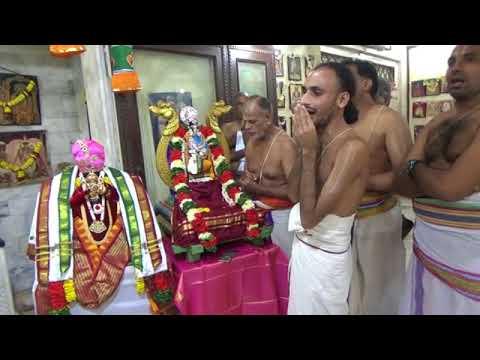 Peria Satrumurai Pasurams Naalayira Divya Prabandham Swami Desikan Thirunakshtra Dinam