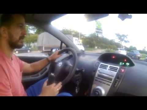 Автоподбор - зачем он нужен или Осмотр Toyota Yaris.
