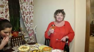 С Новым Годом 2017 - Поздравление от  Папсуевой Ольги