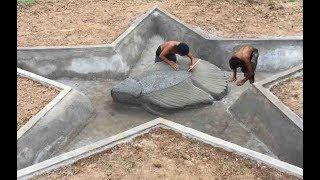Build Fish Pond Part 1