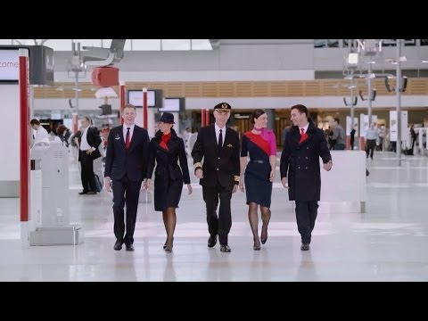 Safety in Style - Qantas Cabin Safety Video A380