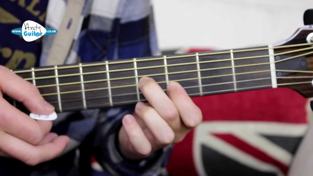 Easy Acoustic Blues With Lead Licks - Guitar Lesson FREE TAB