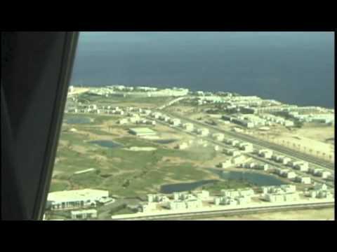 Cockpit 738 from Luxor to Sharm El Sheikh (2000)