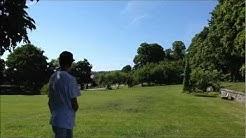 Frisbeegolf: Harjattula Rataesittely