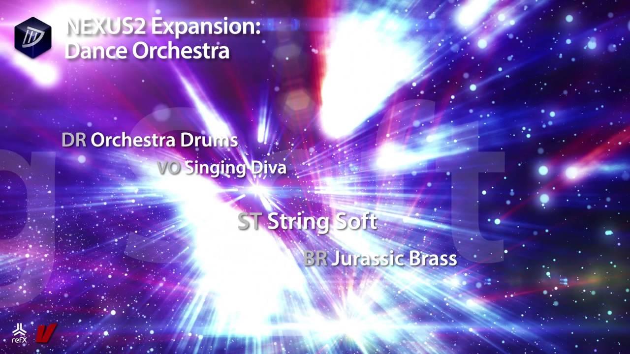 xp dance orchestra nexus download free