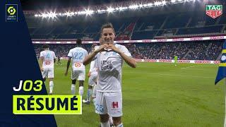 Résumé 3ème journée - Ligue1 Uber Eats / 2020-21