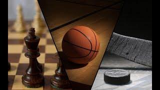 Спортивные страсти Шахматы Баскетбол Хоккей Промежуточные итоги