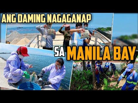 Ibat ibang Agaw Pasin sa Manila Bay | Manila Bay Metro Manila Update