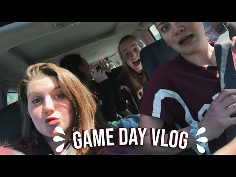 what not to do on game day SOFTBALL VLOG