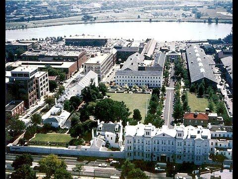 American Artifacts Preview: Washington Navy Yard History