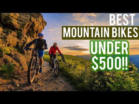 TOP 5: Best Mountain Bikes Under $500 - Tech Bee 🐝